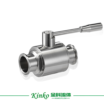 Manual Sanitary Quick-join Ball Valve