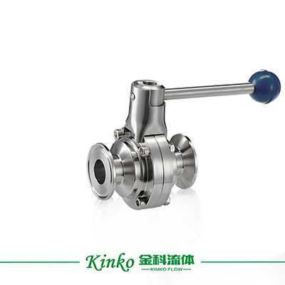 Manual Sanitary Ball Valve