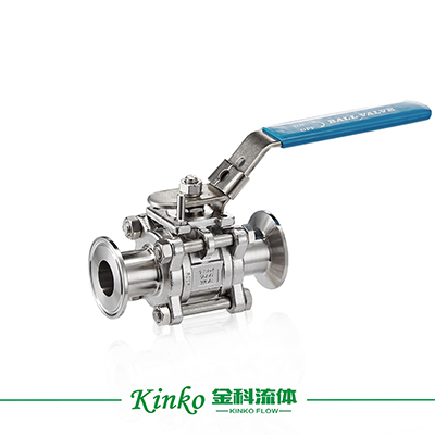 Manual Quick-join Ball Valve