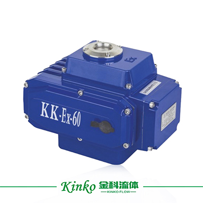 HK-EX-60 Explosion-proof Electric Actuator