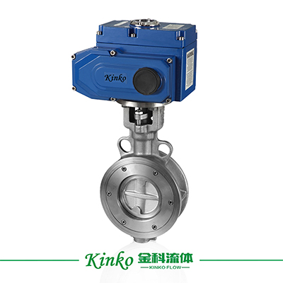 Electric Hard-seal Butterfly Valve