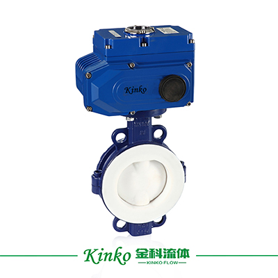 Electric Lined Butterfly Valve