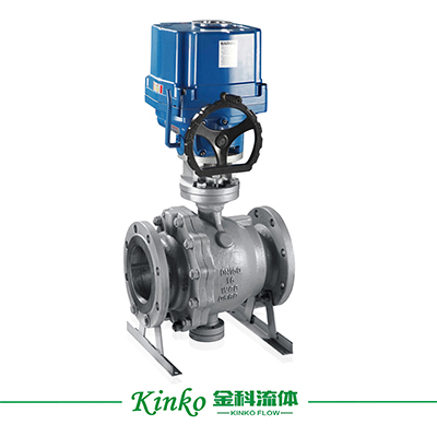 HQ Electric Fixed Ball Valve