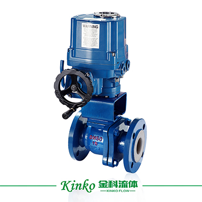HQ Electric  Ball Valve